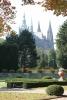 Praha klidná i vznosná