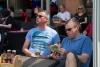 turisté po obědě