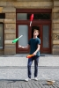 žonglér amatér